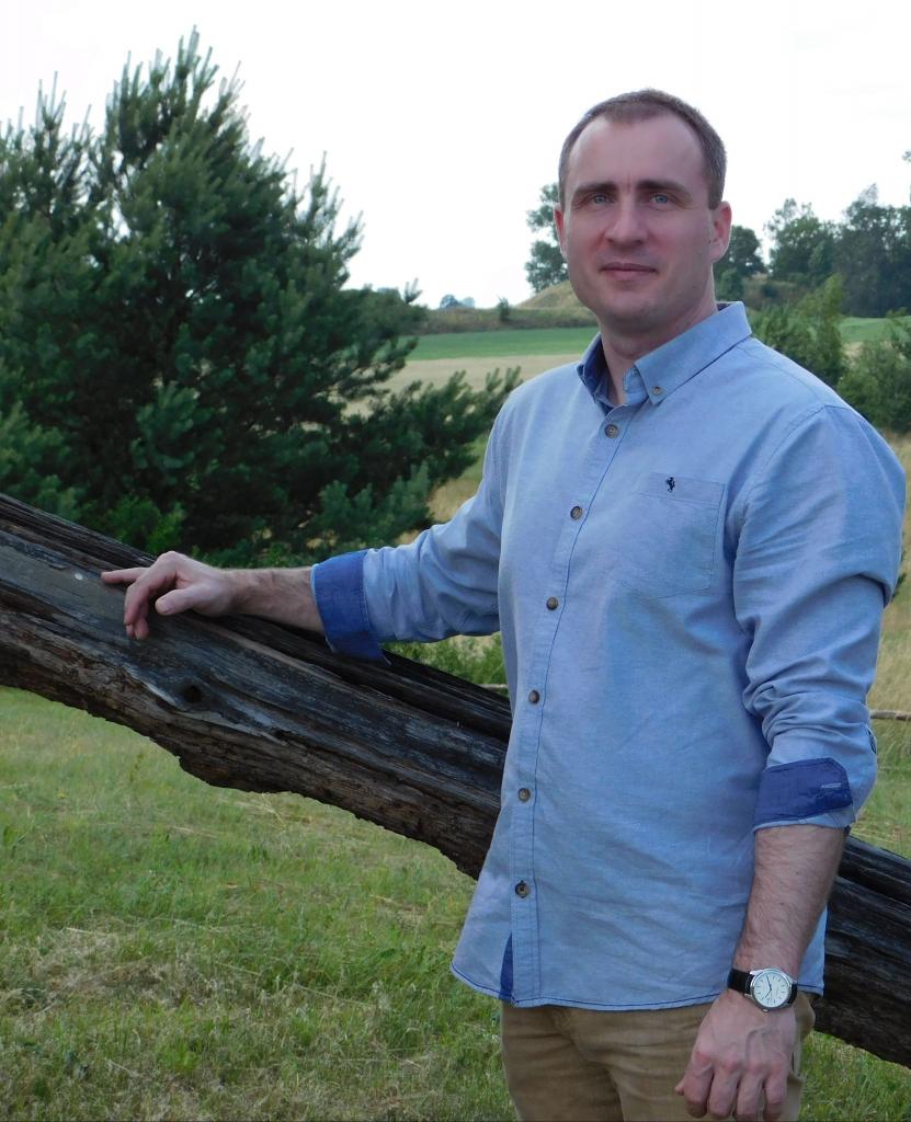 O mnie - poznański psycholog i psychoterapeuta Dawid Frąckowiak